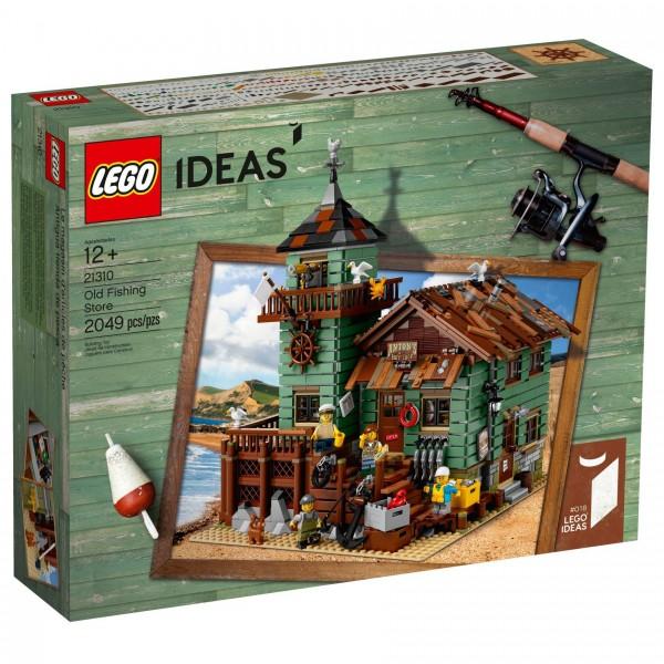 LEGO® Ideas 21310 Alter Angelladen