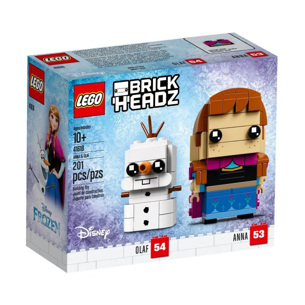 LEGO® BrickHeadz 41618 Anna und Olaf