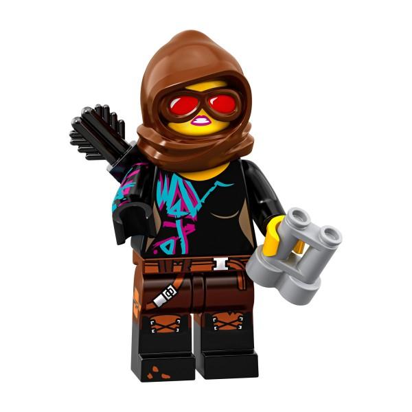 LEGO® Movie 2 Minifigur 71023-02: Startklare Lucy