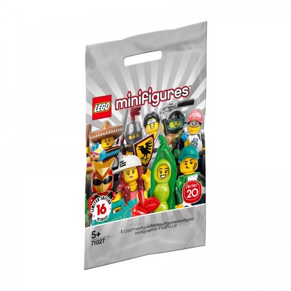 LEGO® 71027 Minifiguren Serie 20 - zufällige Minifigur