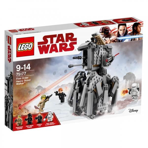 LEGO® Starwars 75177 First Order Heavy Scout Walker