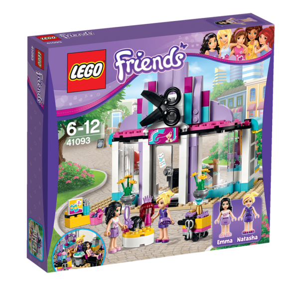 LEGO® Friends 41093 Heartlake Friseursalon