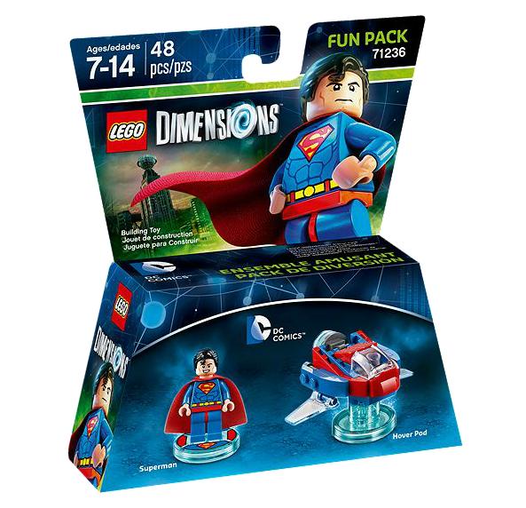 LEGO® Dimensions 71236 Fun Pack DC: Superman