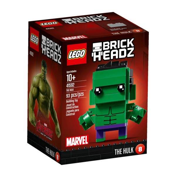 LEGO® BrickHeadz 41592 The Hulk