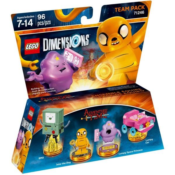 LEGO® Dimensions 71246 Team Pack Adventure Time