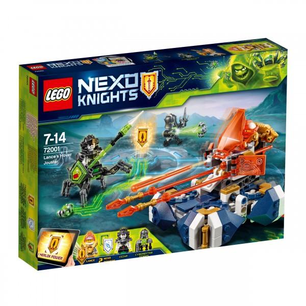 LEGO® Nexo Knights 72001 Lances schwebender Cruiser
