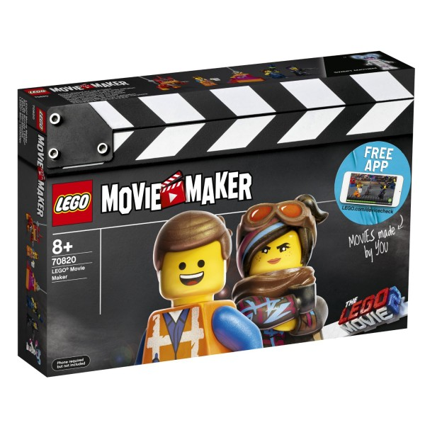 LEGO® Movie 2 - 70820 LEGO® Movie Maker