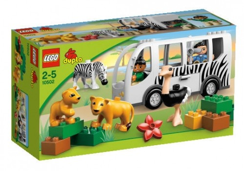 LEGO® DUPLO® 10502 Safari-Bus