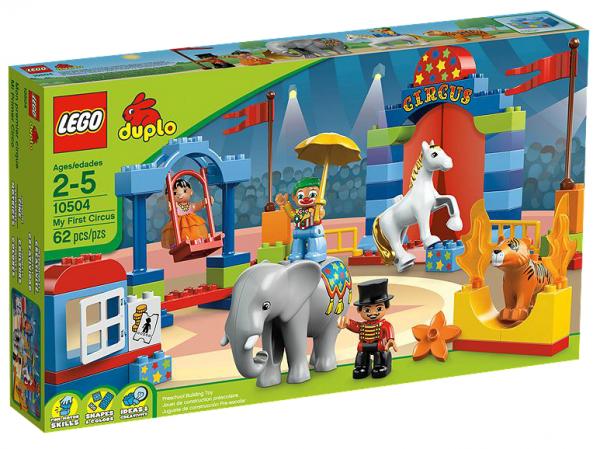 LEGO® DUPLO 10504 Großer Zirkus
