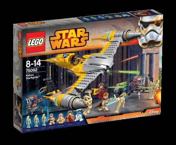 LEGO® Starwars 75092 Naboo Starfighter