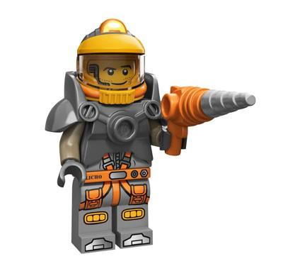 LEGO® Minifiguren Serie 12 - Spaceminer 71007-07