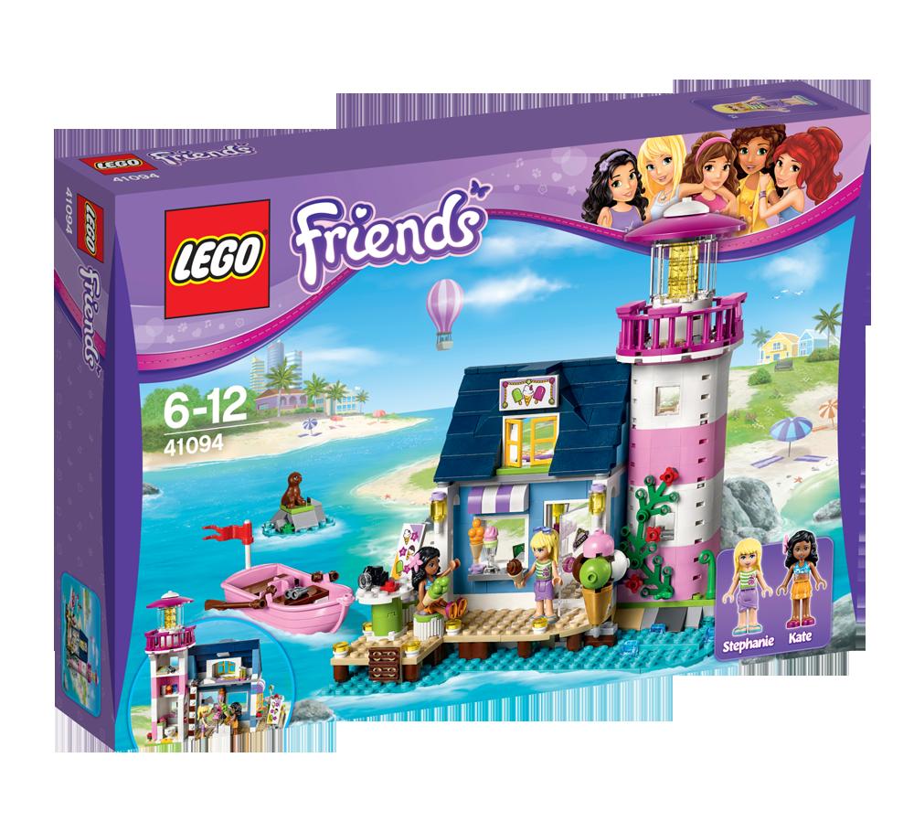 41094 LEGO Friends Heartlake Leuchtturm günstig kaufen