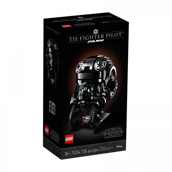 LEGO® Star Wars™ 75274 TIE Fighter Pilot™ Helm