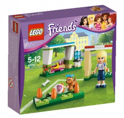 LEGO® Friends 41011 Fußballtraining mit Stephanie