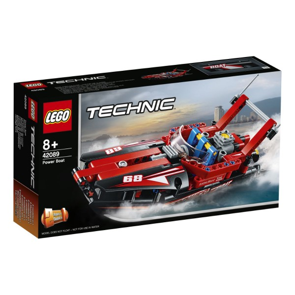 LEGO® Technic 42089 Rennboot