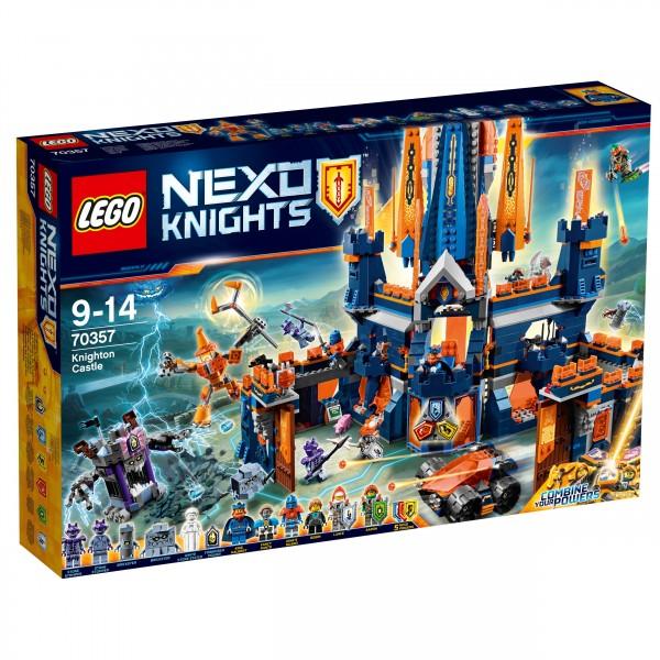 LEGO® Nexo Knights 70357 Schloss Knighton