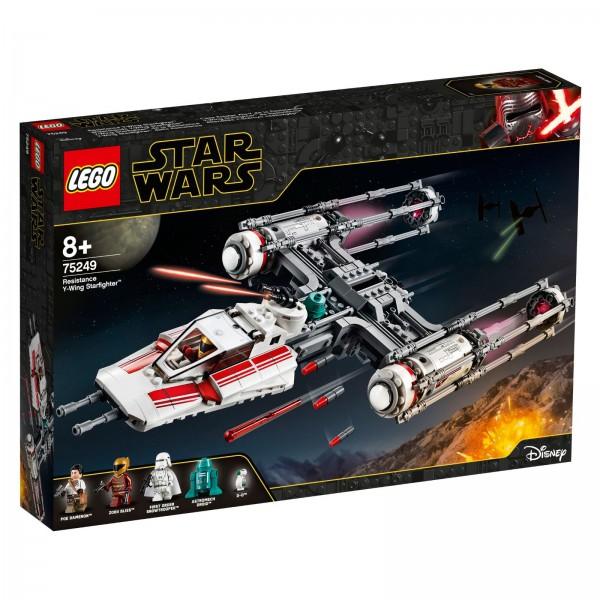 LEGO® Star Wars™ 75249 Widerstands Y-Wing Starfighter™