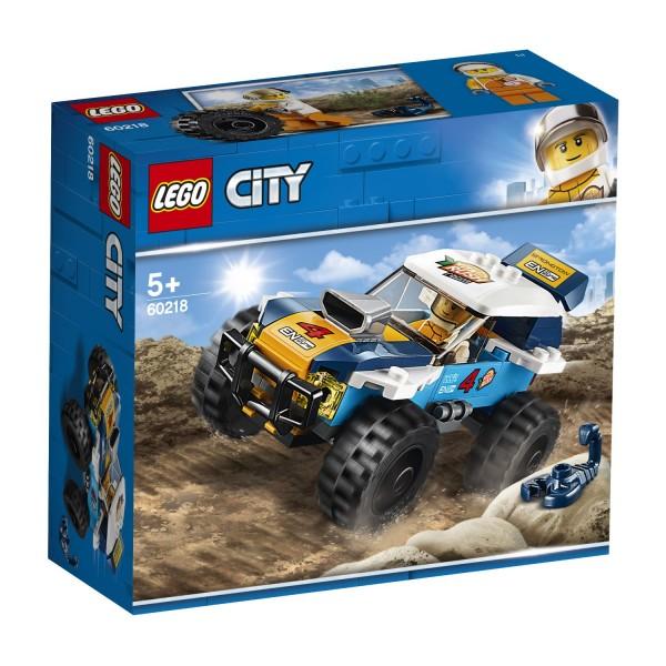 LEGO® CITY 60218 Wüsten-Rennwagen