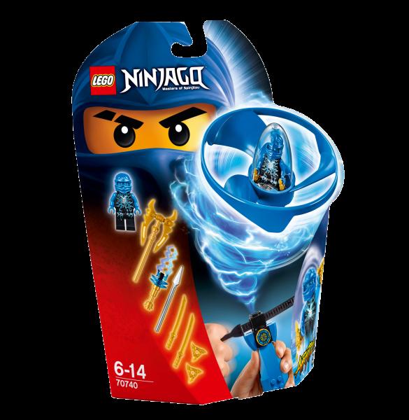 LEGO® Ninjago 70740 Airjitzu Jay Flieger