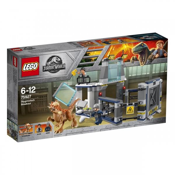 LEGO® Jurassic World 75927 Ausbruch des Stygimoloch