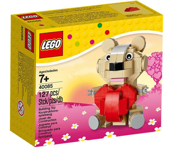 LEGO® 40085 Valentinstag Bär mit Herz