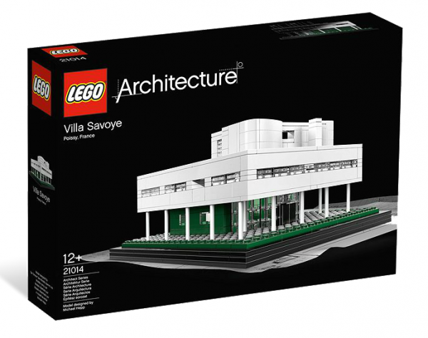 LEGO® Architecture 21014 Villa Savoye