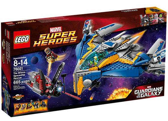 LEGO® Marvel Super Heroes 76021 Milano-Raumschiff