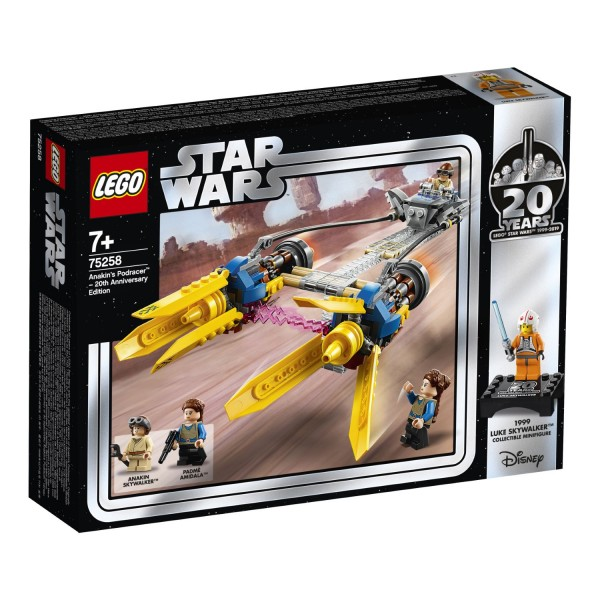 LEGO® Star Wars™ 75258 Anakin's Podracer™ – 20 Jahre LEGO Star Wars