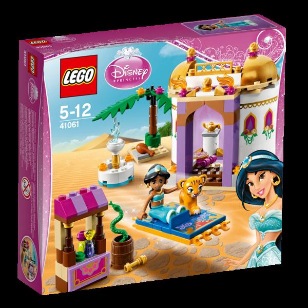 LEGO® Disney Princess 41061 Jasmins exotische Abenteuer