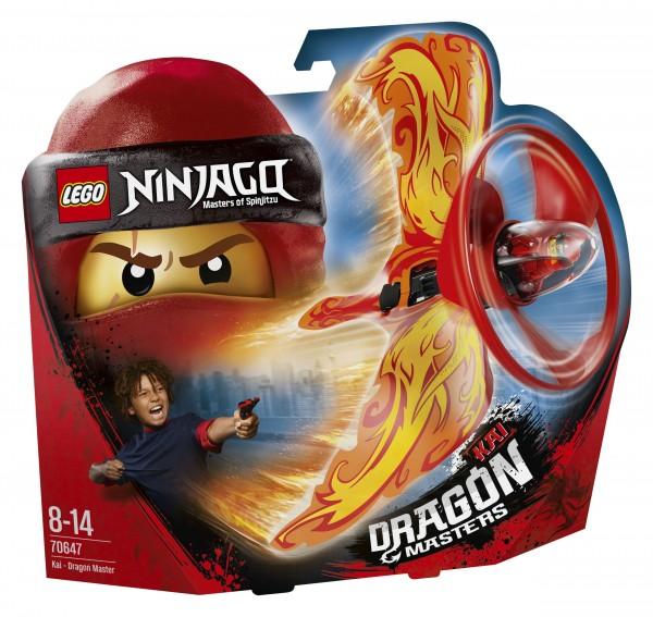 LEGO® Ninjago 70647 Drachenmeister Kai