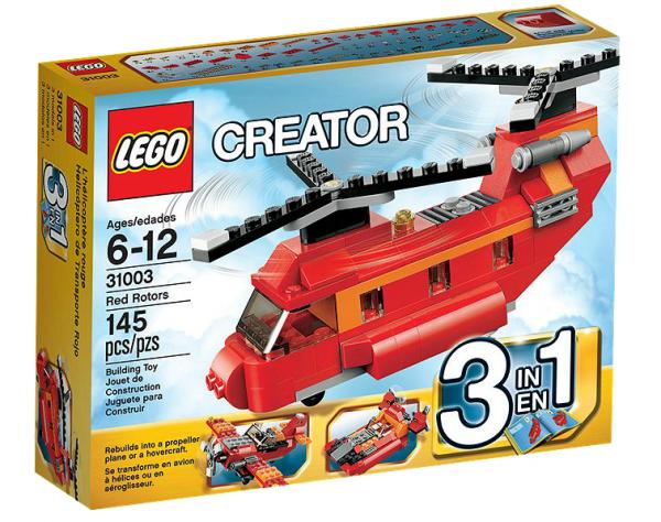 LEGO® Creator 31003 Roter Helikopter