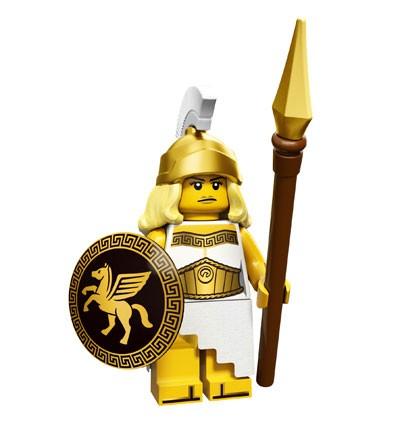 LEGO® Minifiguren Serie 12 - Goddess 71007-04