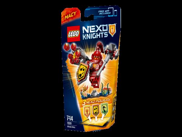 LEGO® Nexo Knights 70331 Ultimative Macy