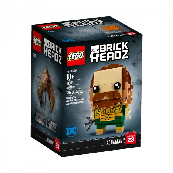 LEGO® BrickHeadz 41600 Aquaman