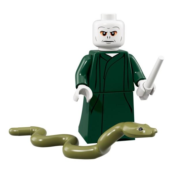 LEGO® Minifigur 71022-09: Lord Voldemort