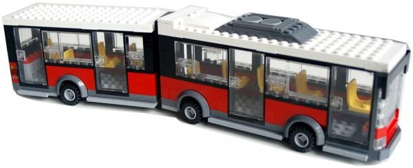 derKlassiker 1301.1 Gelenkbus 3 / Bendybus 3