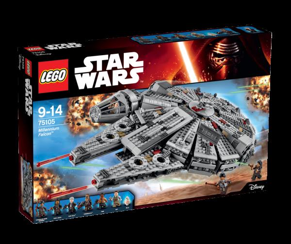 LEGO® Starwars 75105 Millennium Falcon