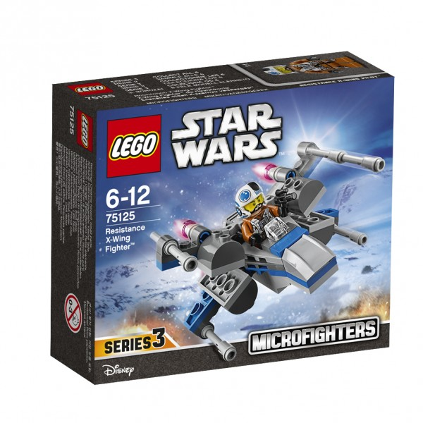 LEGO® Starwars 75125 Resistance X-Wing Fighter