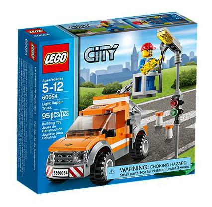 LEGO® CITY 60054 Reparaturwagen