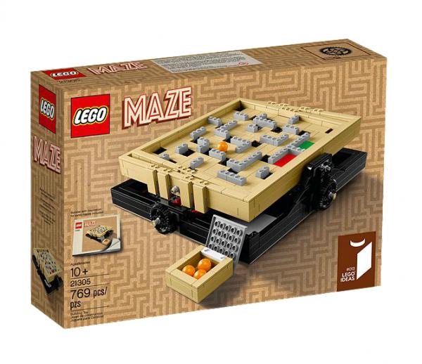 LEGO® Ideas 21305 Maze