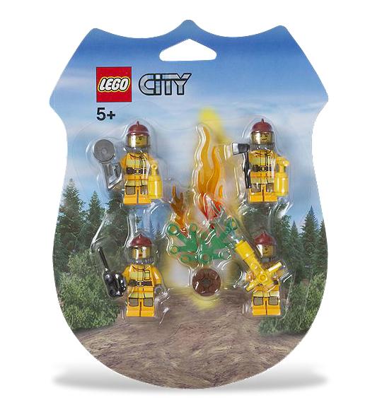 LEGO® CITY 853378 Zubehör-Pack