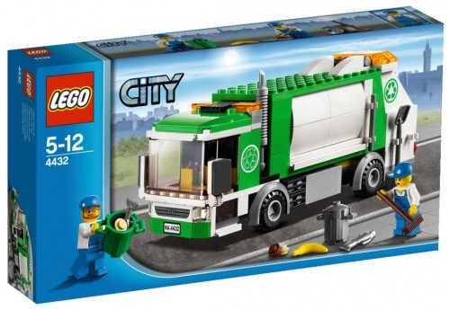 LEGO® CITY 4432 Müllabfuhr