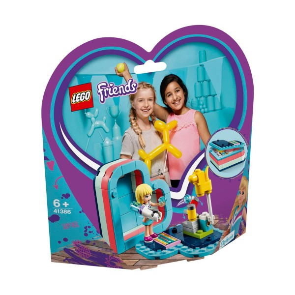 LEGO® Friends 41386 Stephanies sommerliche Herzbox