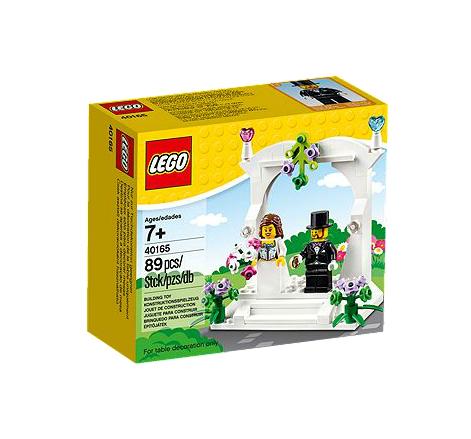 LEGO® 40165 Minifiguren-Hochzeits-Set
