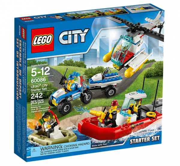 LEGO® CITY 60086 Starter-Set