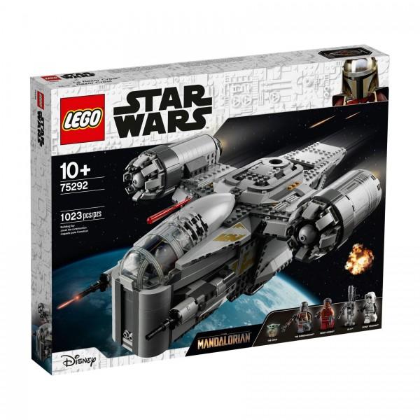 LEGO® Star Wars™ 75292 The Mandalorian™ - Transporter des Kopfgeldjägers