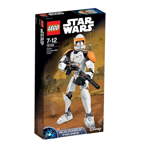 LEGO® Starwars 75108 Clone Commander Cody