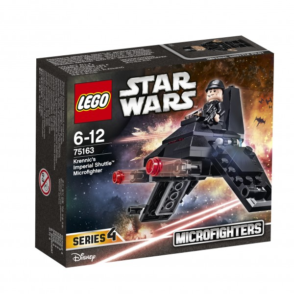 LEGO® Starwars 75163 Krennic's Imperial Shuttle Microfighter