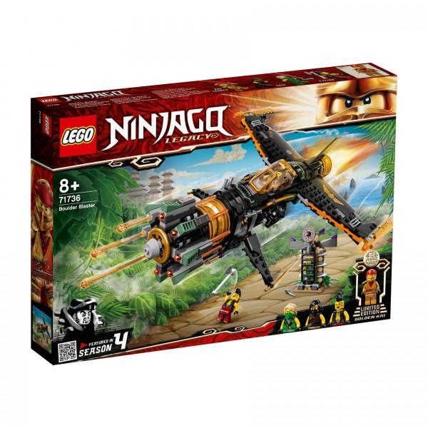 LEGO® NINJAGO® 71736 Coles Felsenbrecher