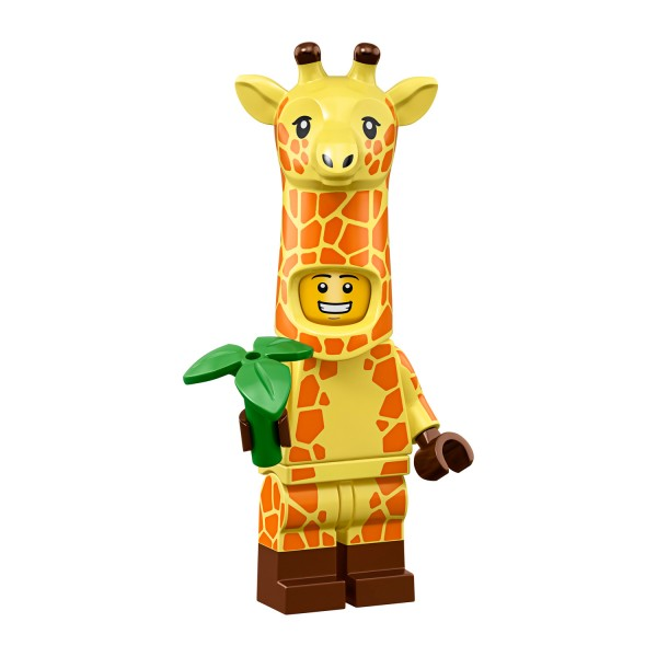 LEGO® Movie 2 Minifigur 71023-04: Giraffen-Typ
